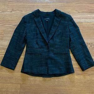 Like New Ann Taylor Textured Blazer